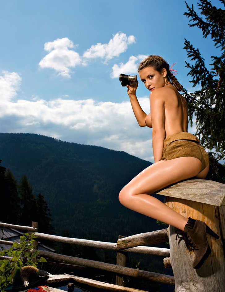 Jennifer Martin / Playboy Germany - Oktoberfest 2014 Special Edition