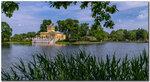 Царицын павильон на берегу Ольгина пруда