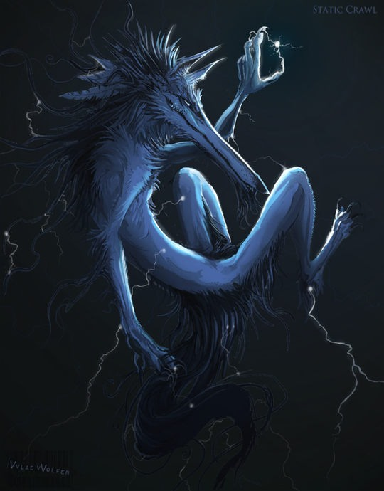 Creative Concept Art by Vvlad-vVolfen