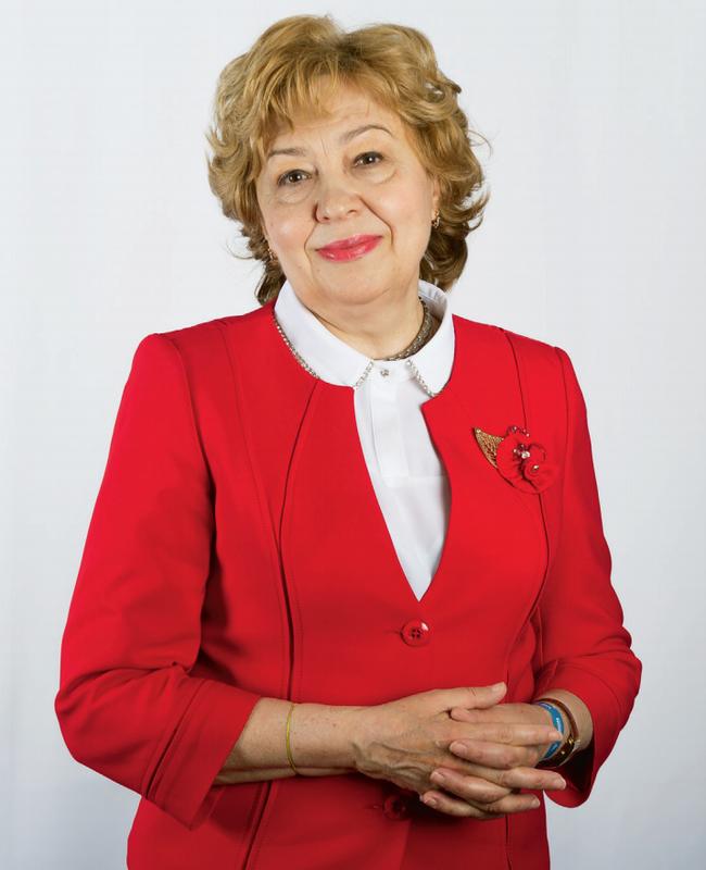 ДМН, профессор, академик МАИ при ООН Татьяна Кожевникова