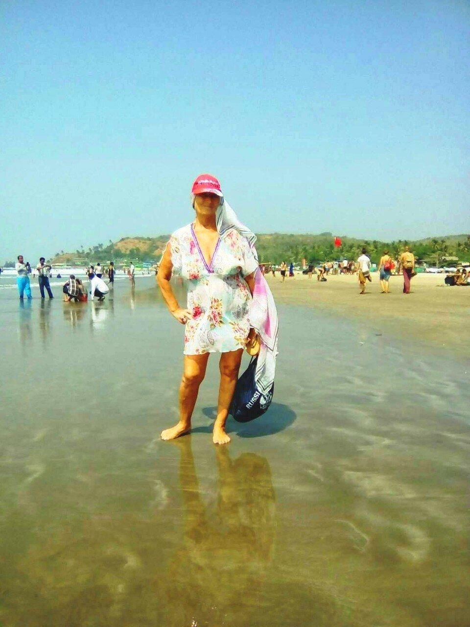 Так купаюсь и я...  Индия. январь 2017. Фотографии В. Лана .jpg