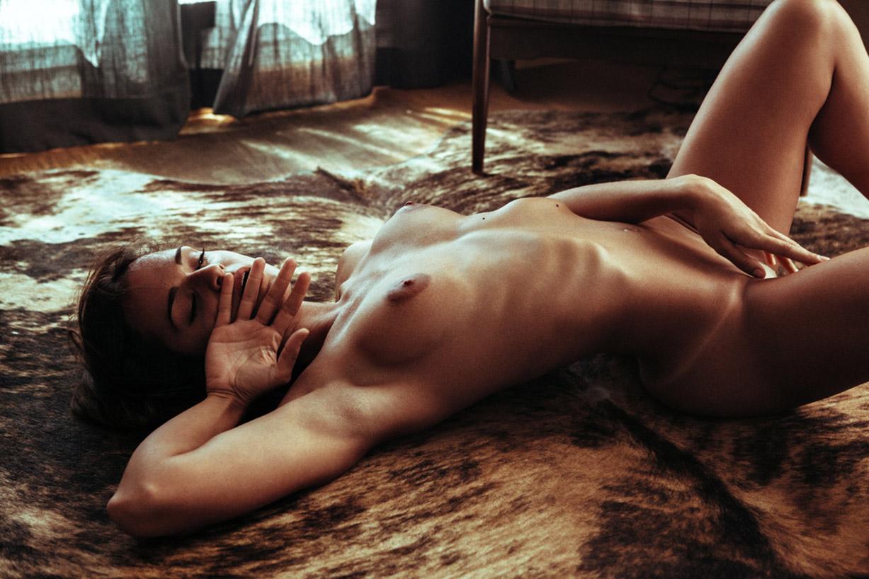Eliya Ca nude by Stephane La Neve - Yume Magazine
