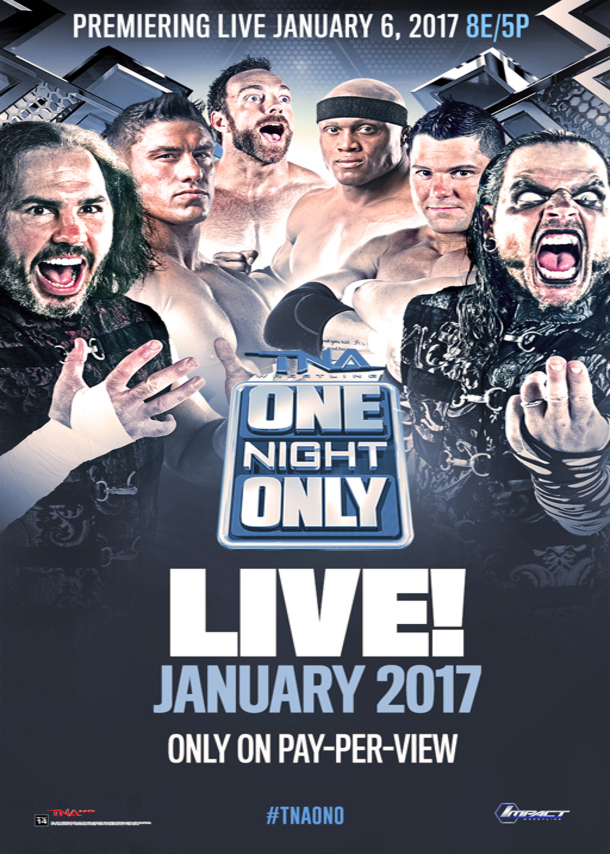 Post image of TNA One Night Only: Live 2017