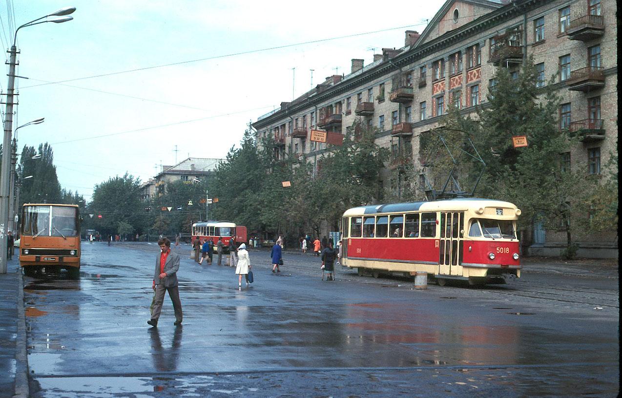 1978. Киев. Ленинградская площадь