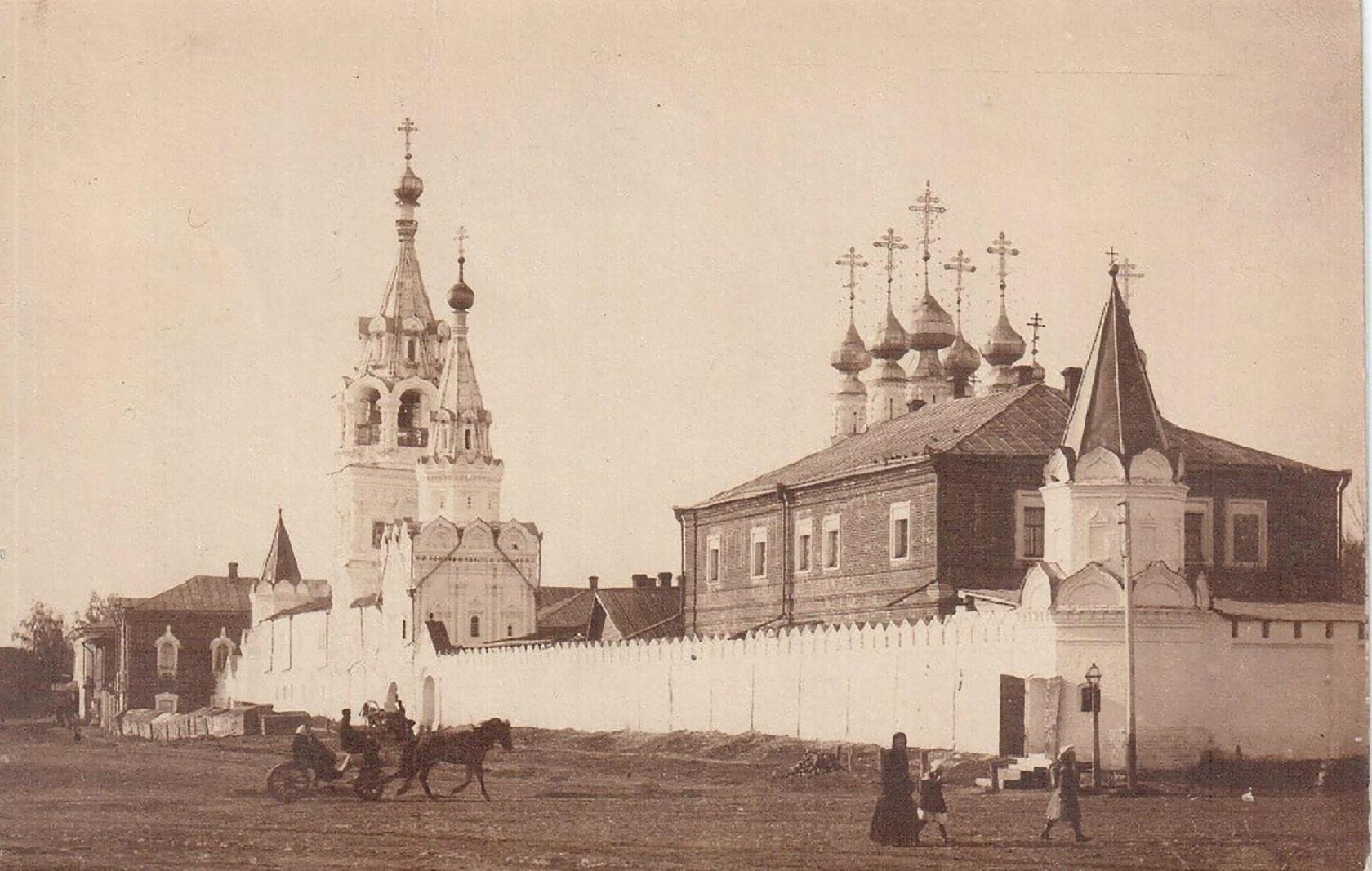 Свято-Троицкий женский монастырь   1909-1911.jpg
