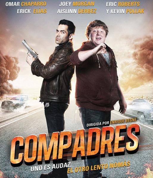 Крестные отцы / Compadres (2016/WEB-DL/WEB-DLRip)