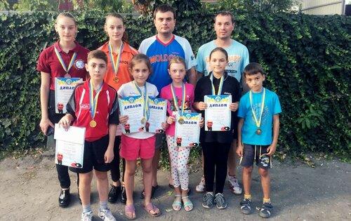 Юные теннисисты из Бельц стали международными медалистами