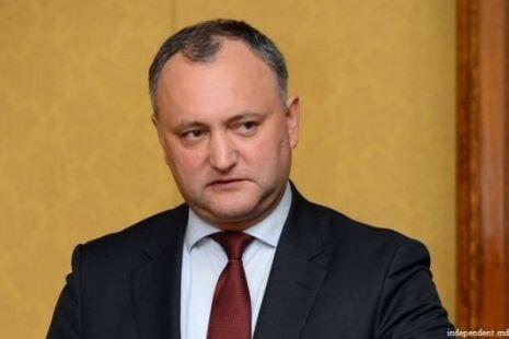 Игорь Додон направил телеграмму с соболезнованиями в Турцию