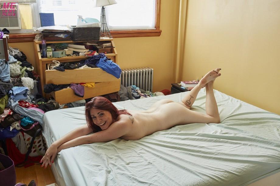 Линдсэй Фелтон в откровенной фотосессии