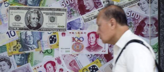"""Исполнительный директор Международного фонда Блейзера: """"Началась новая валютная война. И она обещае"""