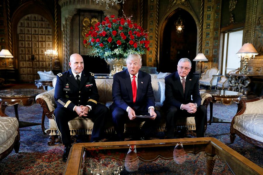 Тоже генерал, но точно не русофил. Трамп назначил советника по нацбезопасности