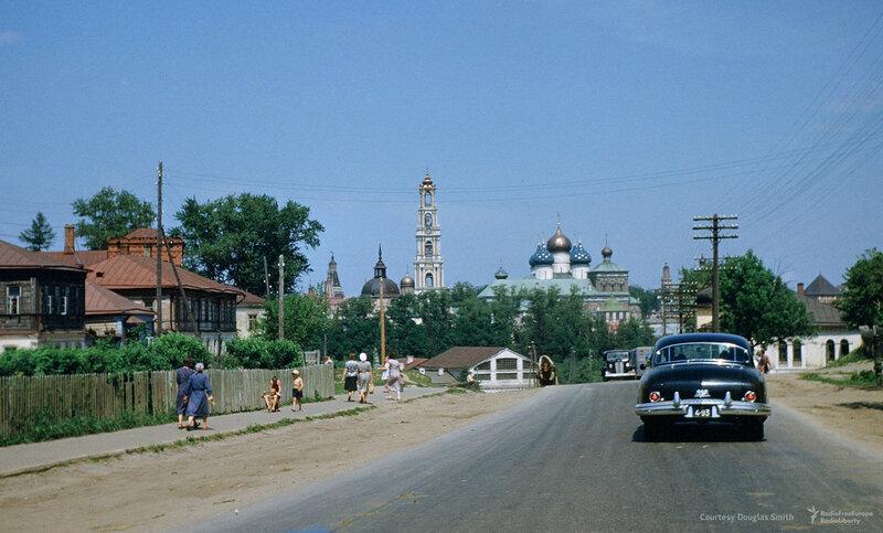 Загорск. ~1952 - 1954 г.