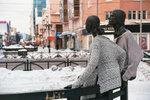 «Romantic winter Yekaterinburg»
