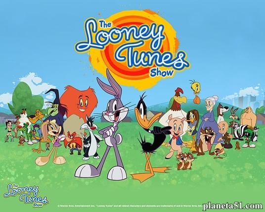 Шоу Луни Тюнз / The Looney Tunes Show / Сезон: 1-2 / Серий: 26 + 26 ( 2011/WEB-DL 720p) | Dub (Пифагор), ENG