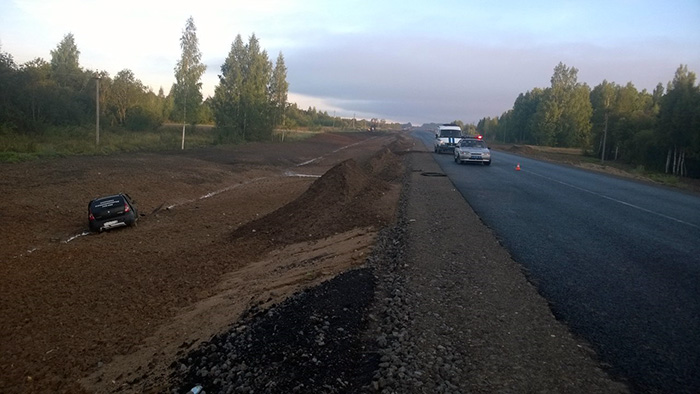 ДТП стремя пострадавшими случилось  вВологодском районе