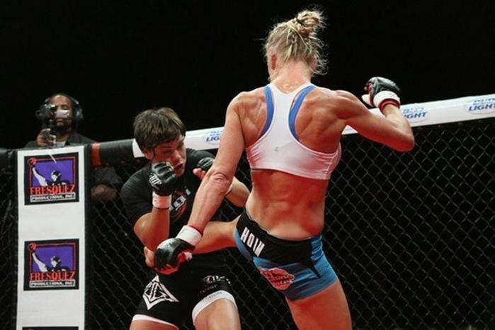 Девушки без правил! Фотографии прекрасных представительниц спортивных и боевых единоборств