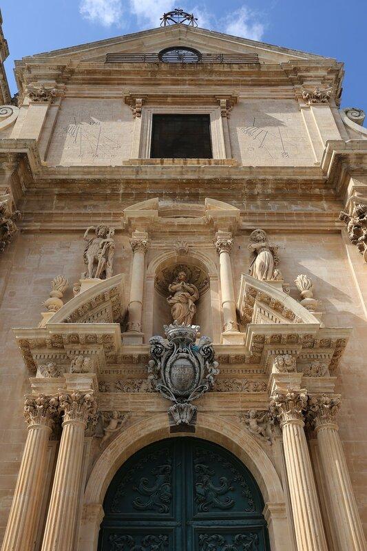 Рагуза. Собор Святого Иоанна Крестителя (Cattedrale di San Giovanni Battista)
