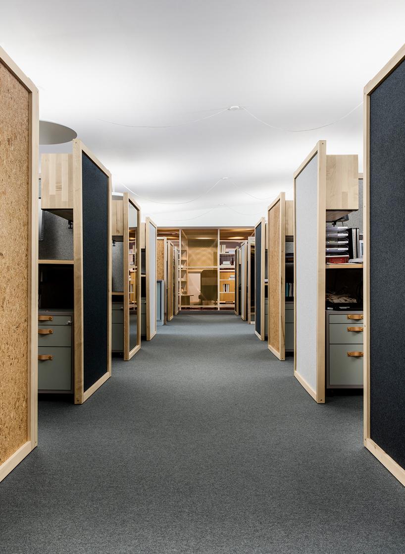 Функциональный офис юридический фирмы в Гетеборге
