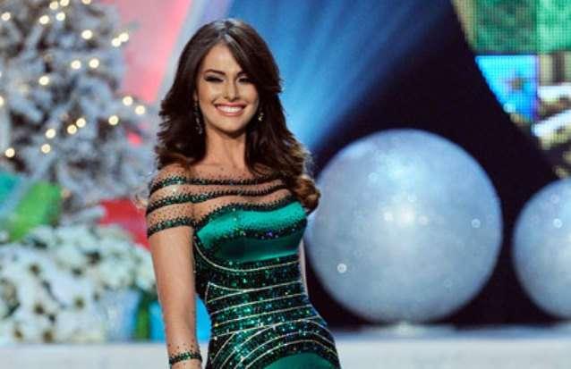 У мисс Венесуэла Ирэн Софии спросили на конкурсе Мисс Вселенная 2012, если бы у нее была возможность