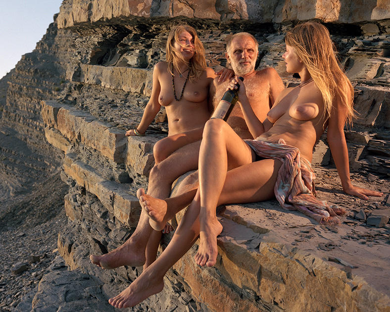 Утриш — вдали от цивилизации на побережье Черного моря (14 фото) 18+