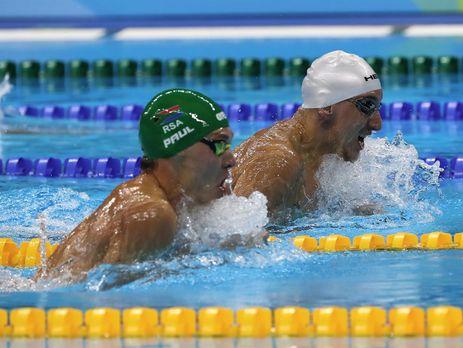 Украинец взял золото иустановил мировой рекорд наПаралимпийских играх