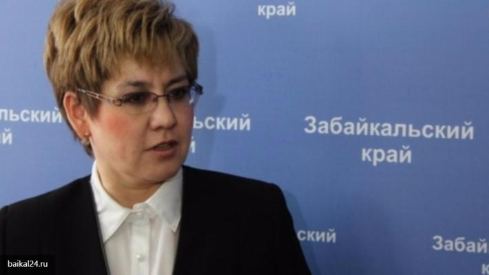 Руководство Забайкальского края отправлено вотставку