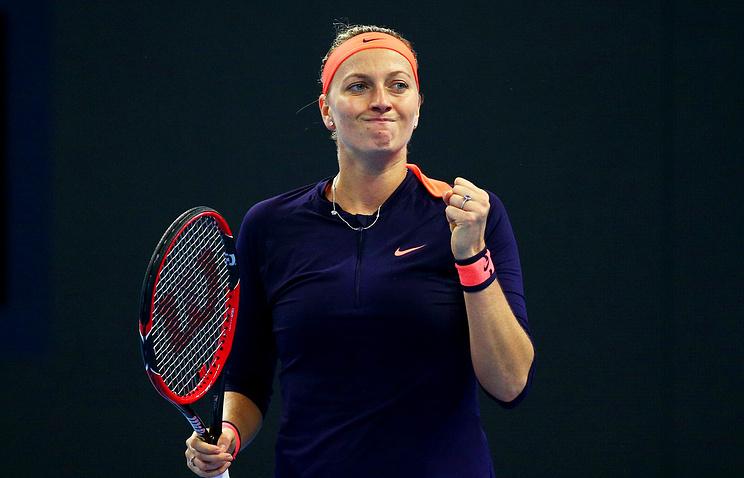 Теннисистка Петра Квитова сообщила, что сделает все ради возвращения накорт