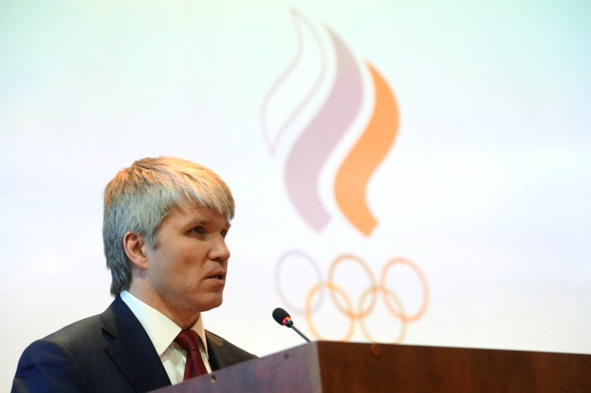 Мутко назвал русский спорт одним изсамых чистых вмире