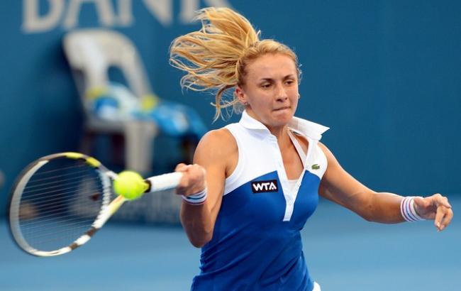 Цуренко пробилась вполуфинал теннисного турнира вМексике
