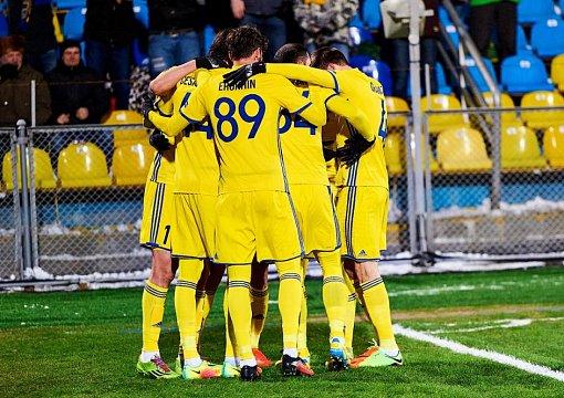 «Сельта» одолела «Краснодар» вматче 1/8 финала Лиги Европы