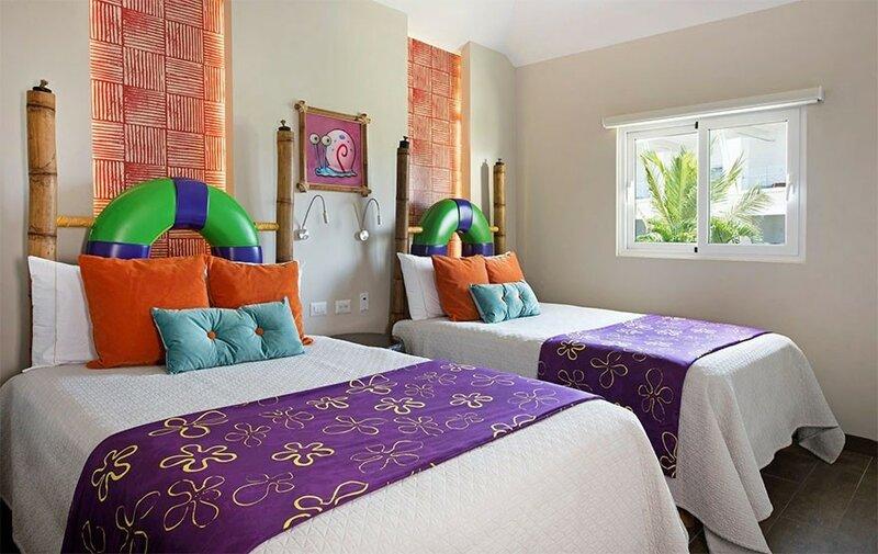 Тематический отель, посвященный Губке Бобу, открылся на Гаити