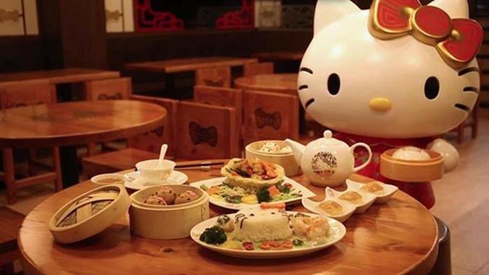 Самые невероятные и необычные рестораны в мире
