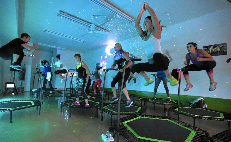 Новости фитнеса: 7 безумных тренировок, которые стоит попробовать!