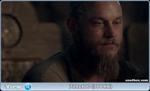 Викинги (4 сезон: 1-20 серии из 20) / Vikings / 2016 / ПМ (SDI Media) / WEB-DLRip