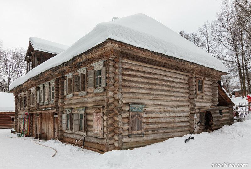 Дом Павловой, Щелоковский хутор