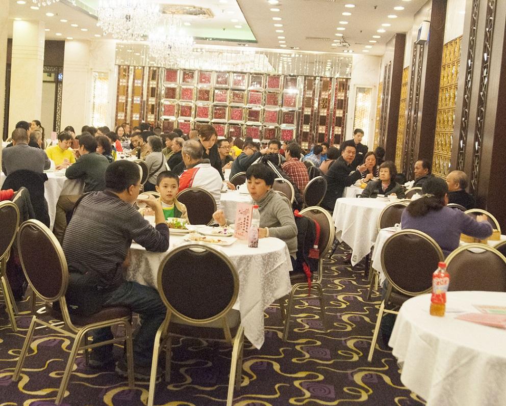 Гуанджоу - экзотическая еда?