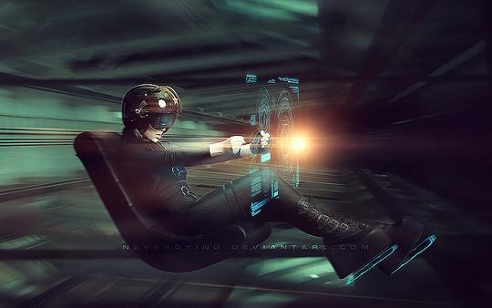 Cool Photo Manipulations by Daniel Berard