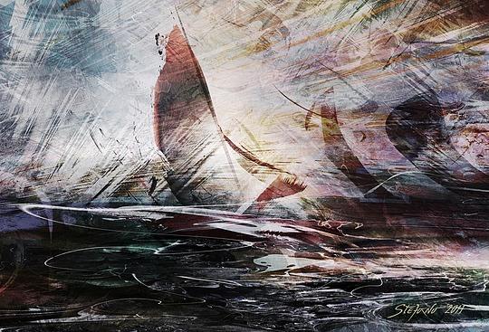 Artistic Fractals by Stefano Popovski