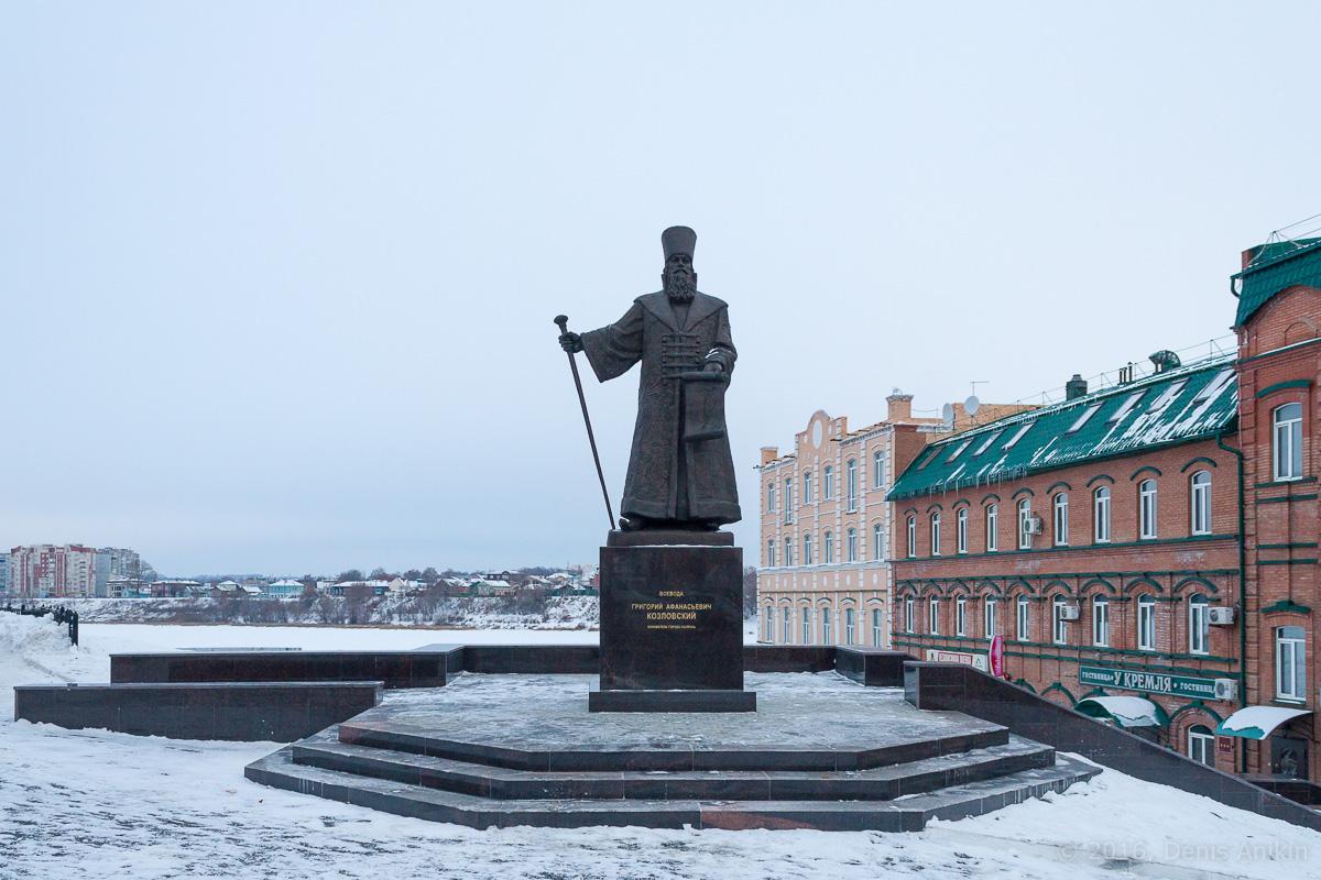 Сызранский Кремль фото 6