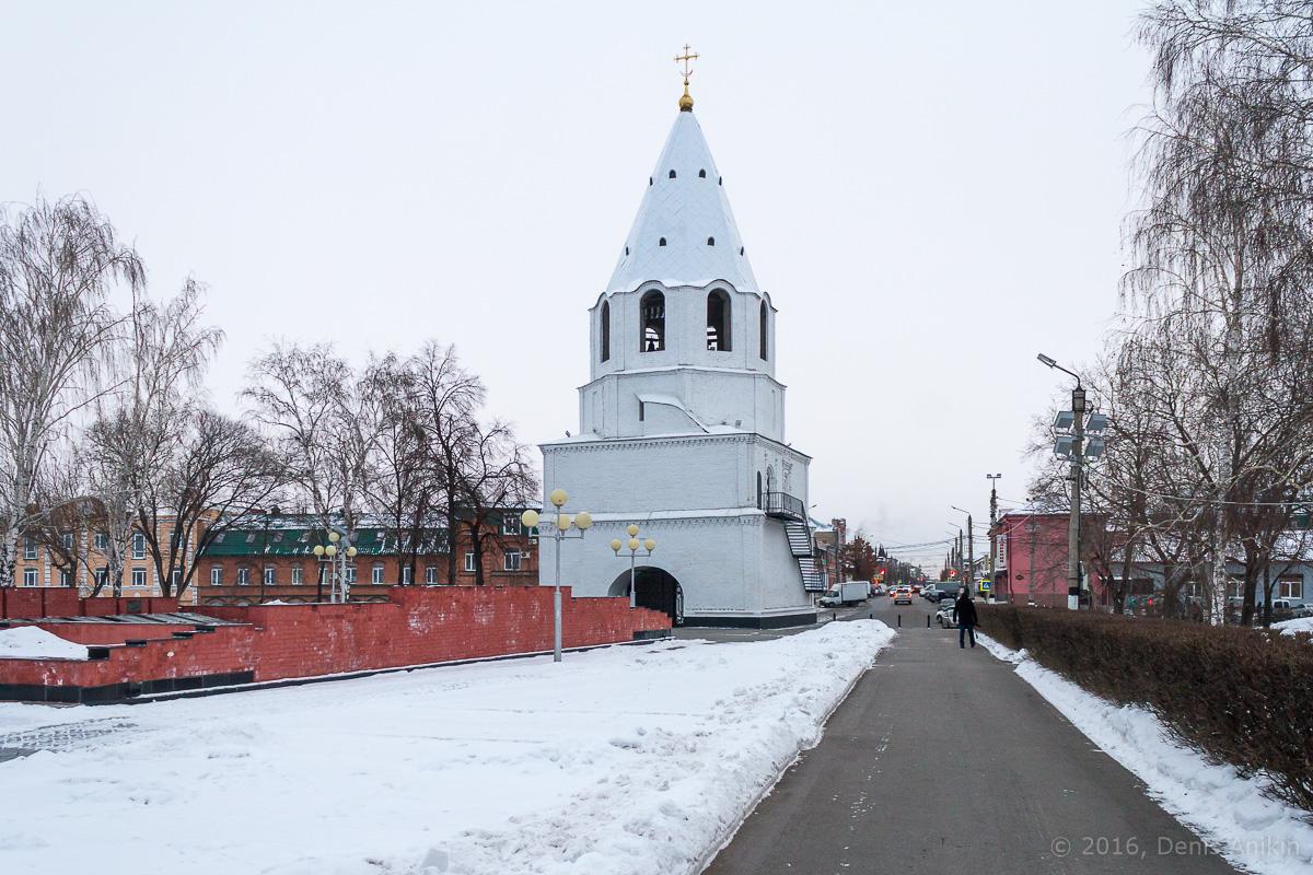 Сызранский Кремль фото 15
