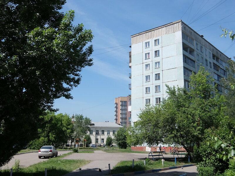 Улица Батюшкова
