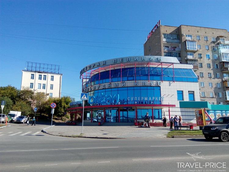 Магазин Океан Омск