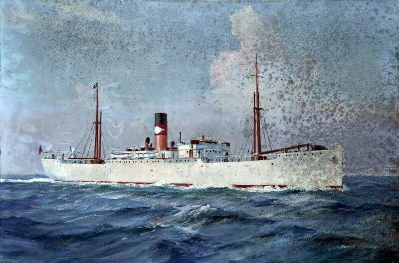 SS 'La Malaya'