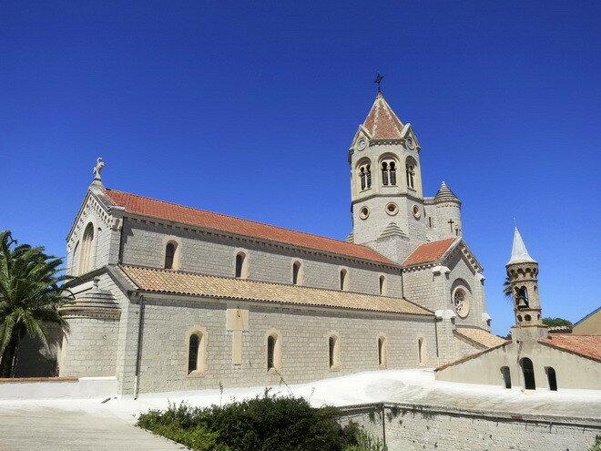 Леринское аббатство. Франция