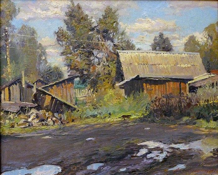 А.В. Стекольщиков - Борисоглебские лужи, 2012.jpg
