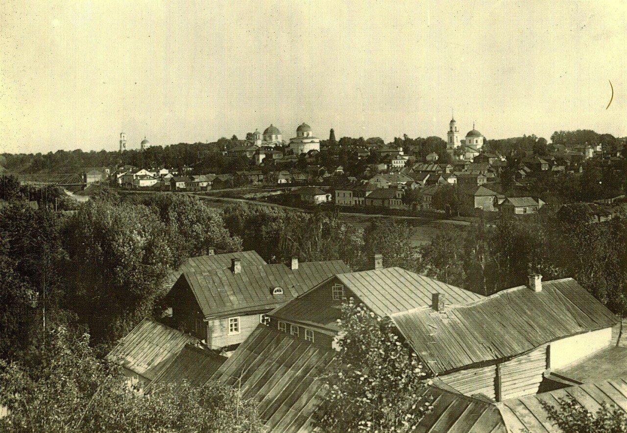 1929. Панорама левобережья