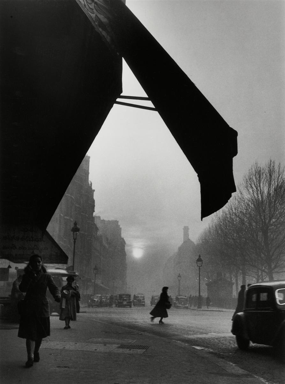 1948. Перекресток в квартале Севр-Бабилон