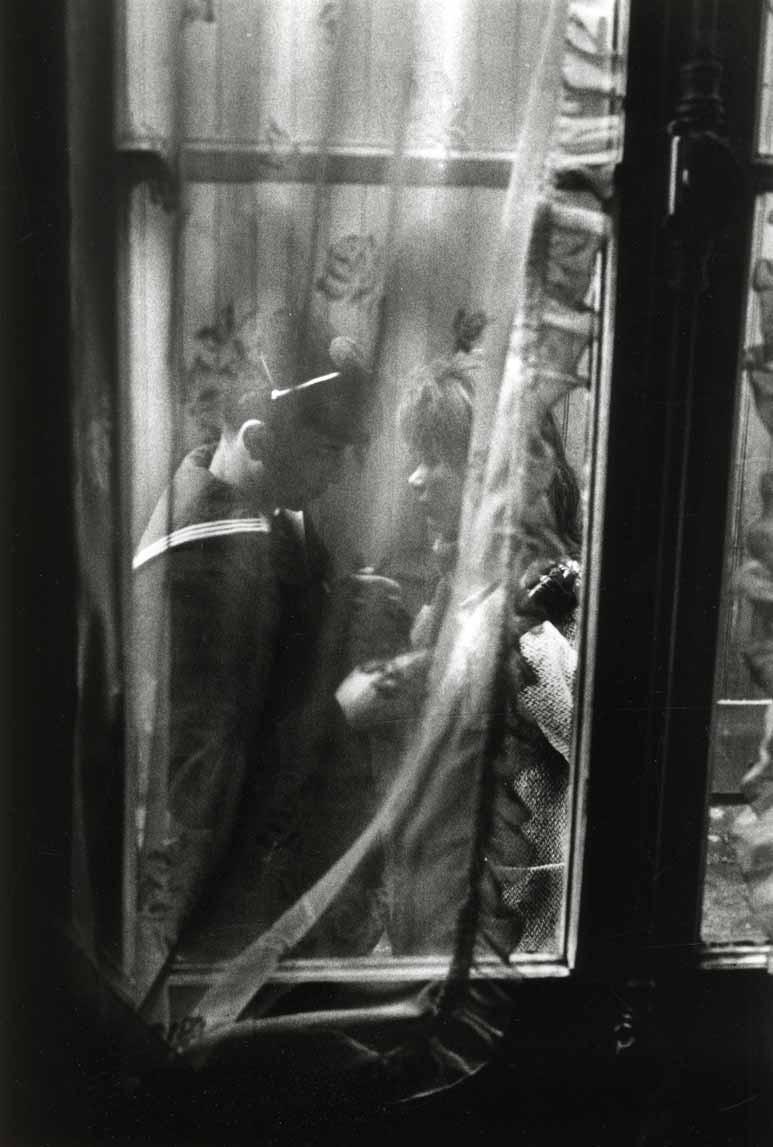 1963. Прощание моряка