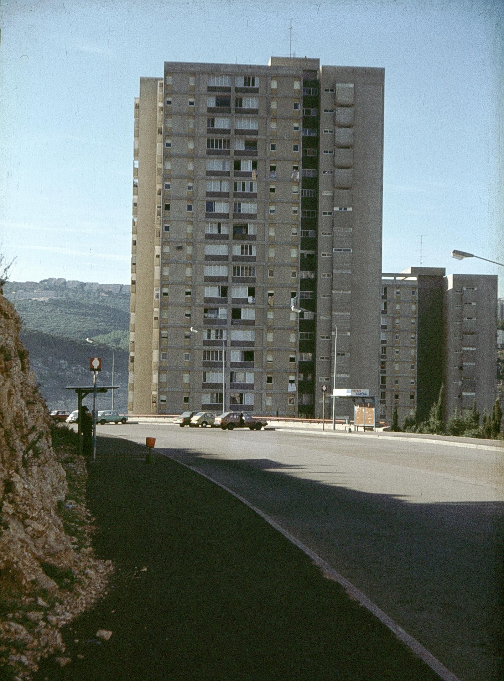 Улица Аба Гилель Сильвер. Неве Шеанан
