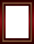 Photo frames on a transparent background (15).png